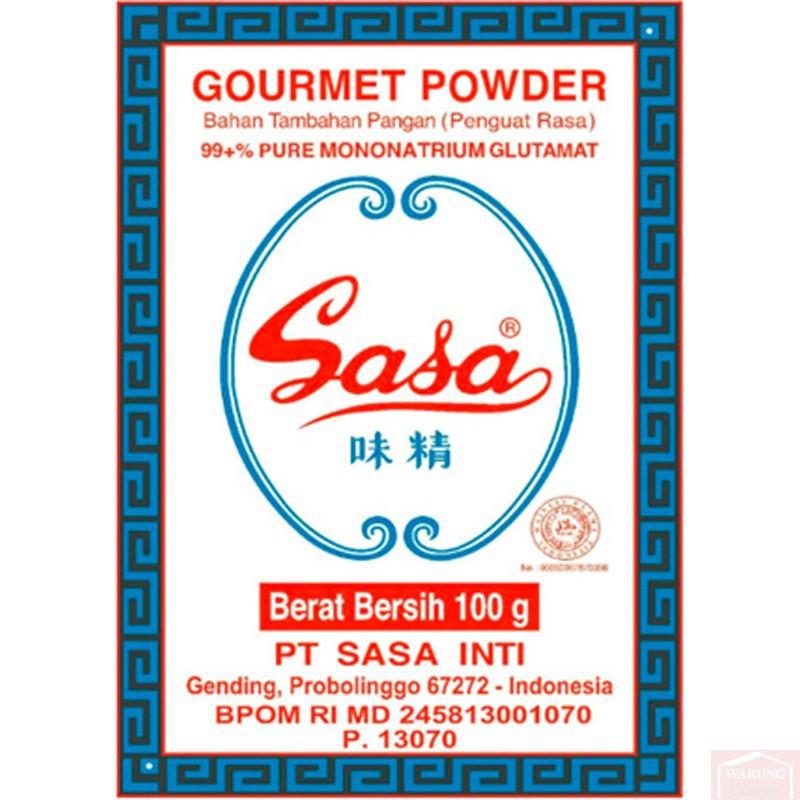 """Poudre Micin """"Sasa Gourmet"""" 100g"""