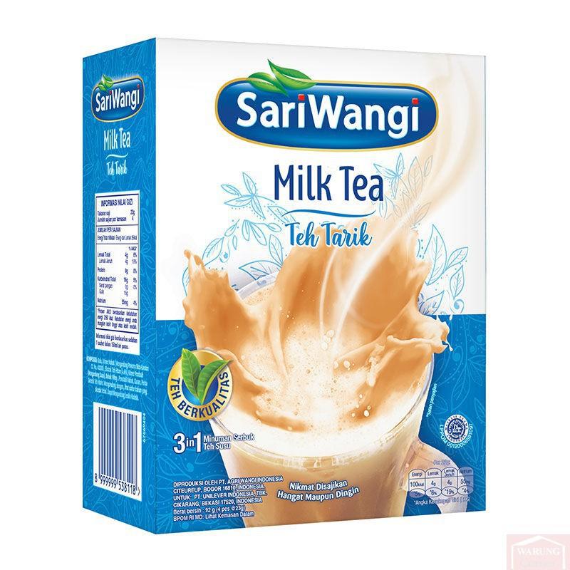 Thé au lait instantanée 4 Sachets