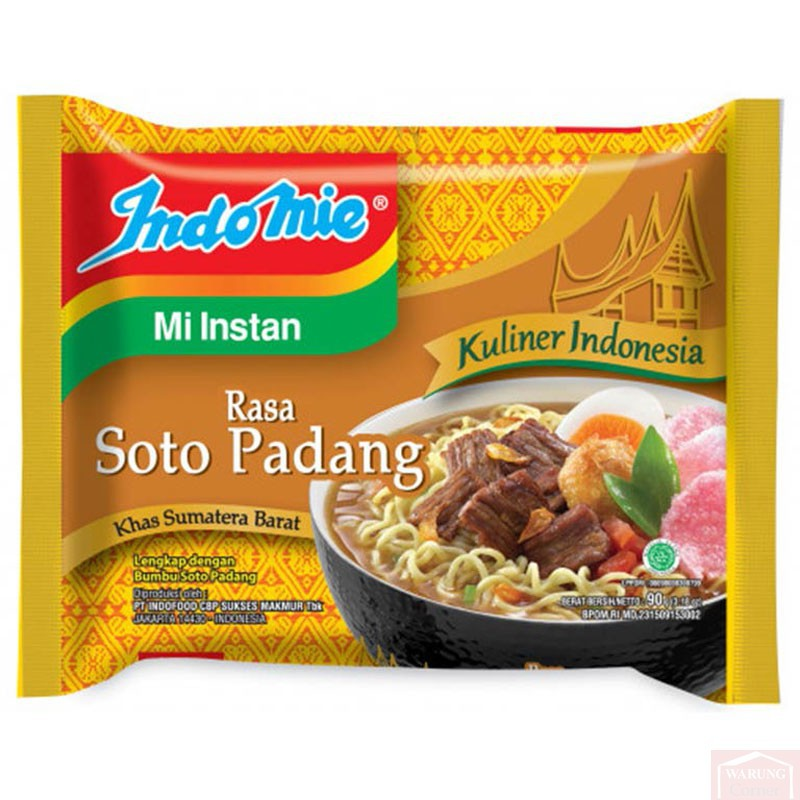 """Soupe Padang"" Soto Padang 75g"