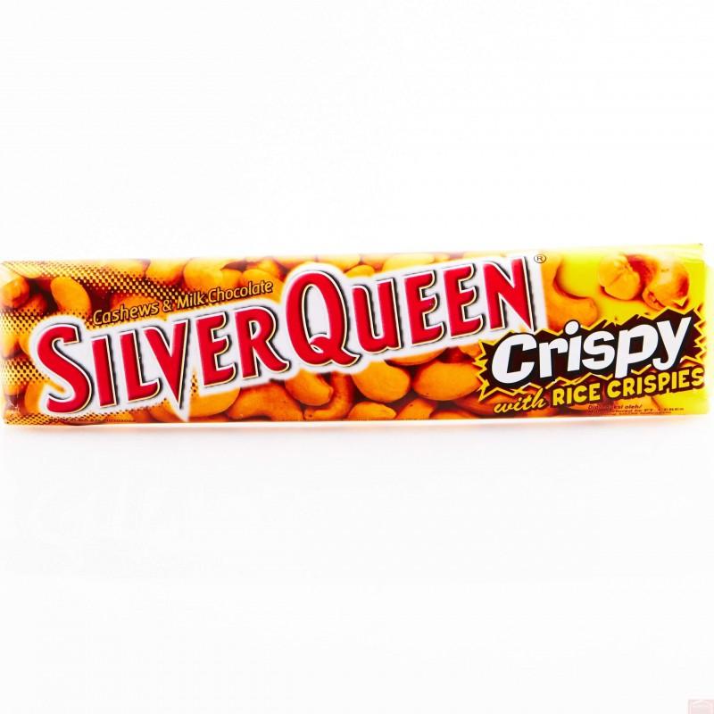 "Chocolat SilverQueen ""Croustillant"" Crispy - 60g"