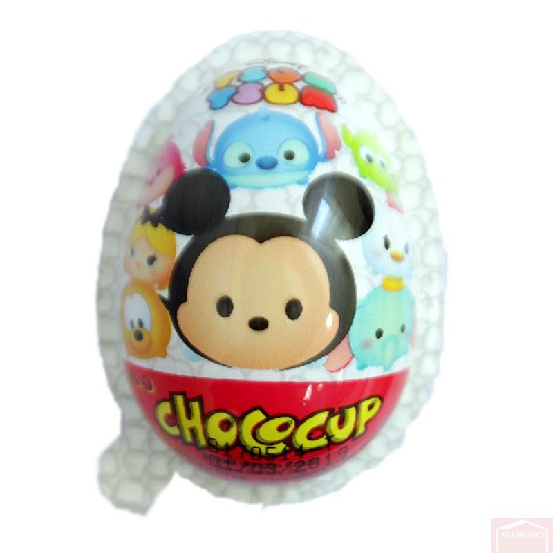 JLO Chococup Egg Tsum Tsum 25g