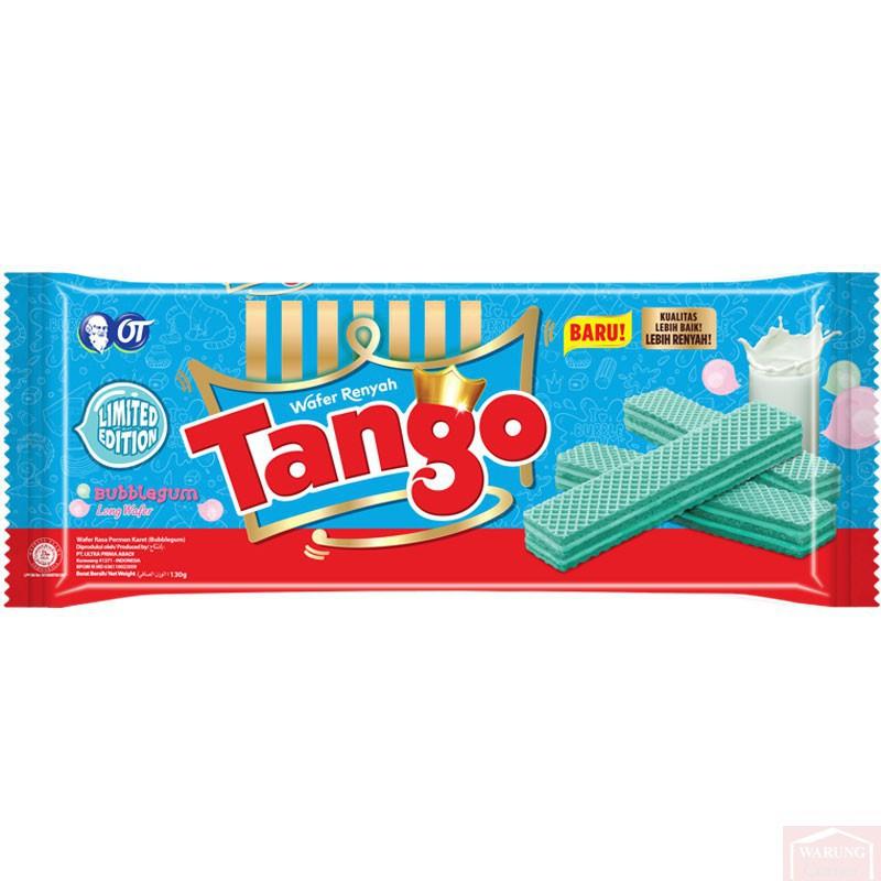 "Gaufrettes  ""Bubblegum"" Tango 130g"