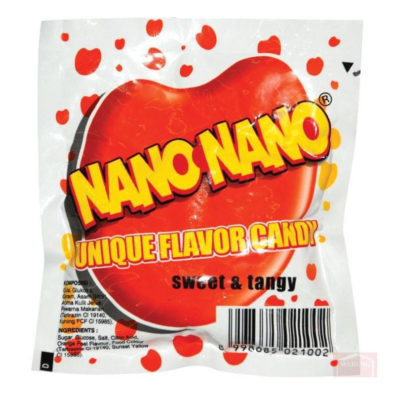 Nano Nano Sweet & Tangy 5 X 2.5g