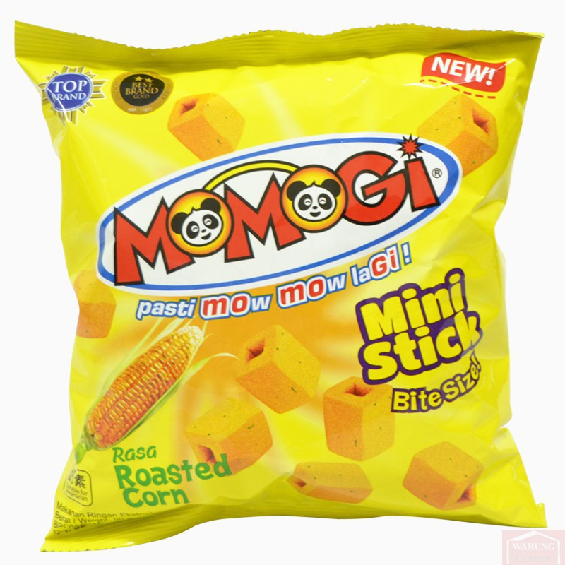 Momogi Ministick Roasted Corn 50g