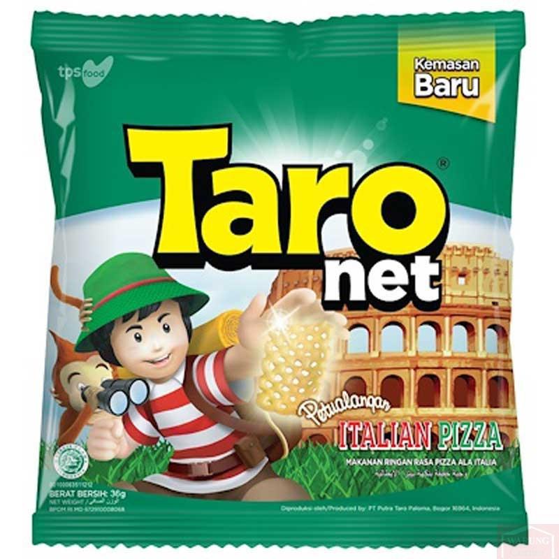 "Taro Net goût ""Pizza Italienne"" 36g"