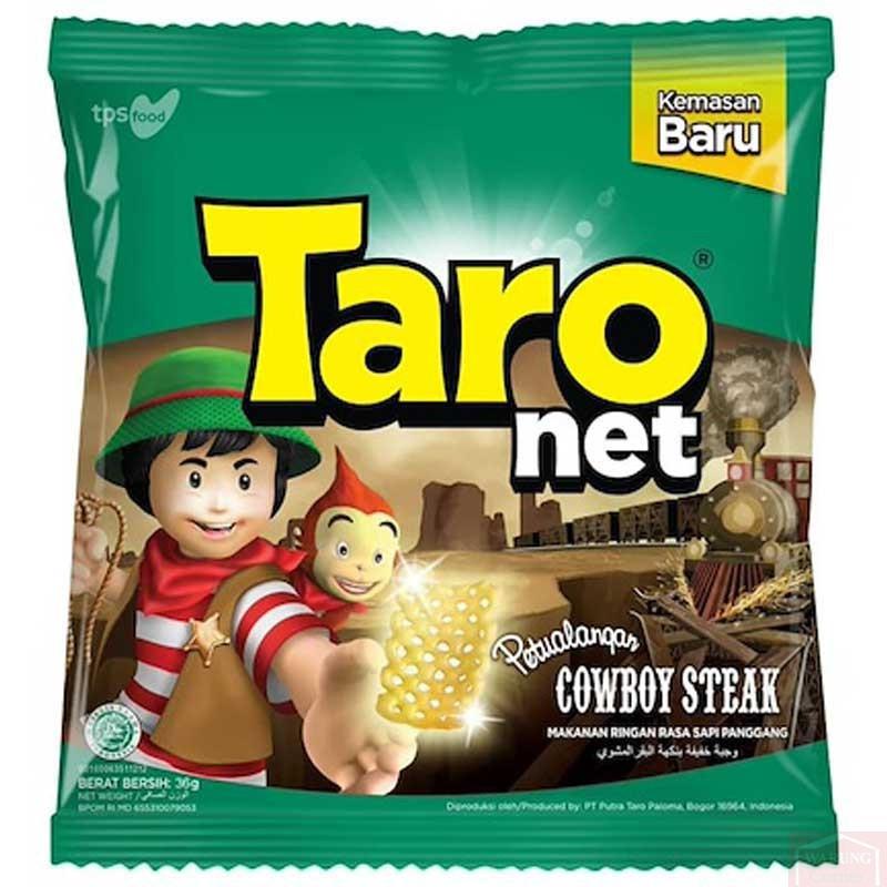 """Taro Net Goût """"Cowboy Steak"""" 36g"""