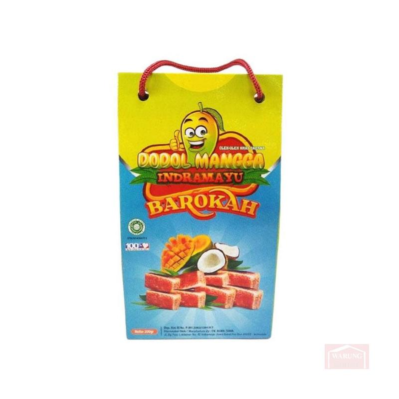 Dodol Mangue Barokah 250g