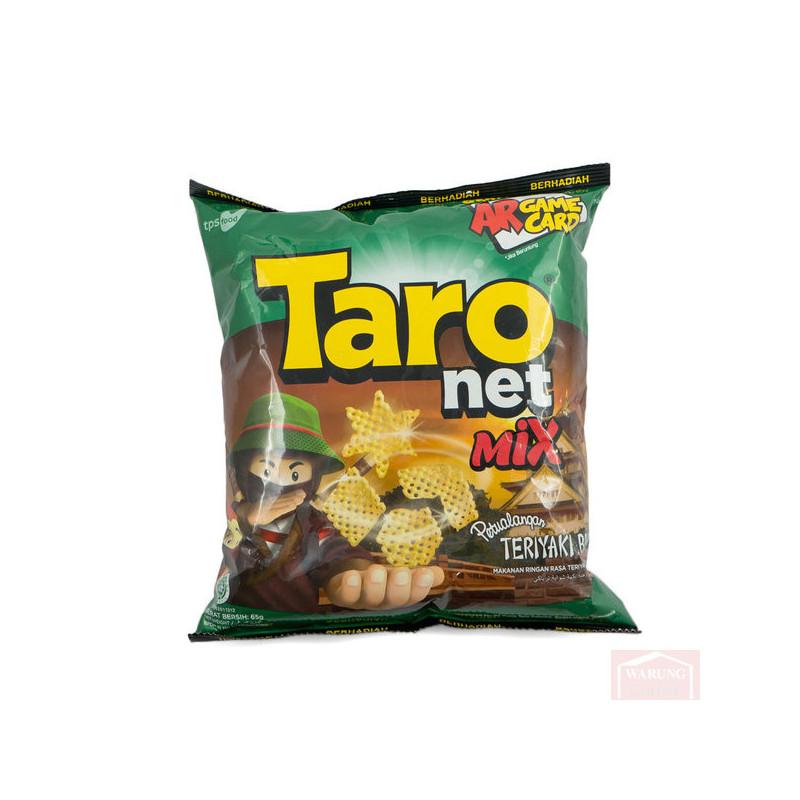"Taro Net goût ""Teriyaki"" 65g"