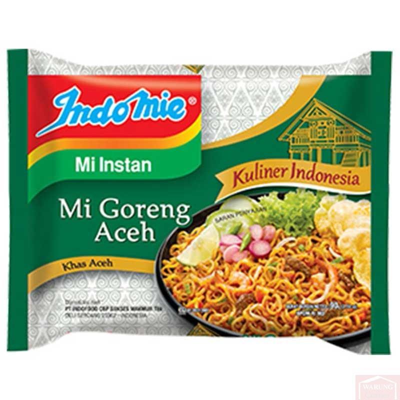 """""""Sauce épicé"""" Goreng Aceh 90g"""