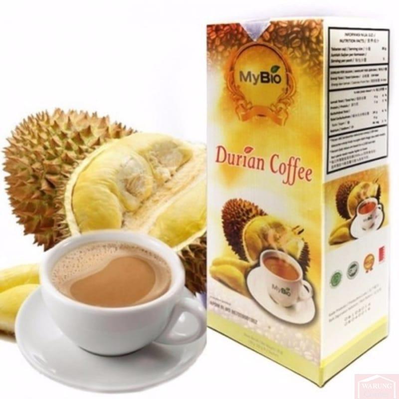 Café instantané aromatisé au durian 180g