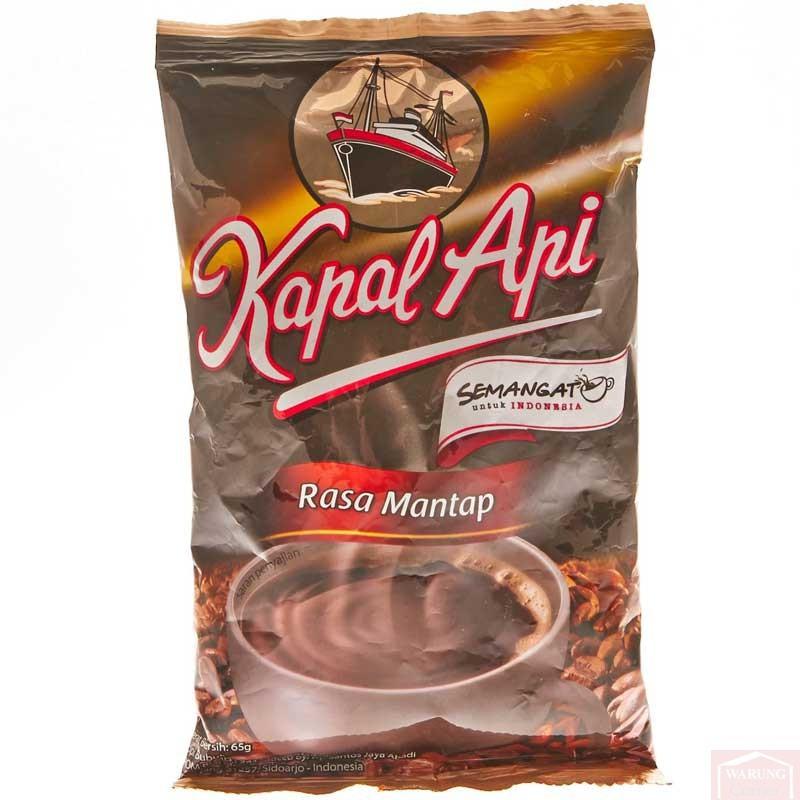 Café Kapal Api Mantap 65 Gr