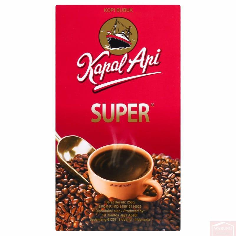 Café Kapal Api Super 250g