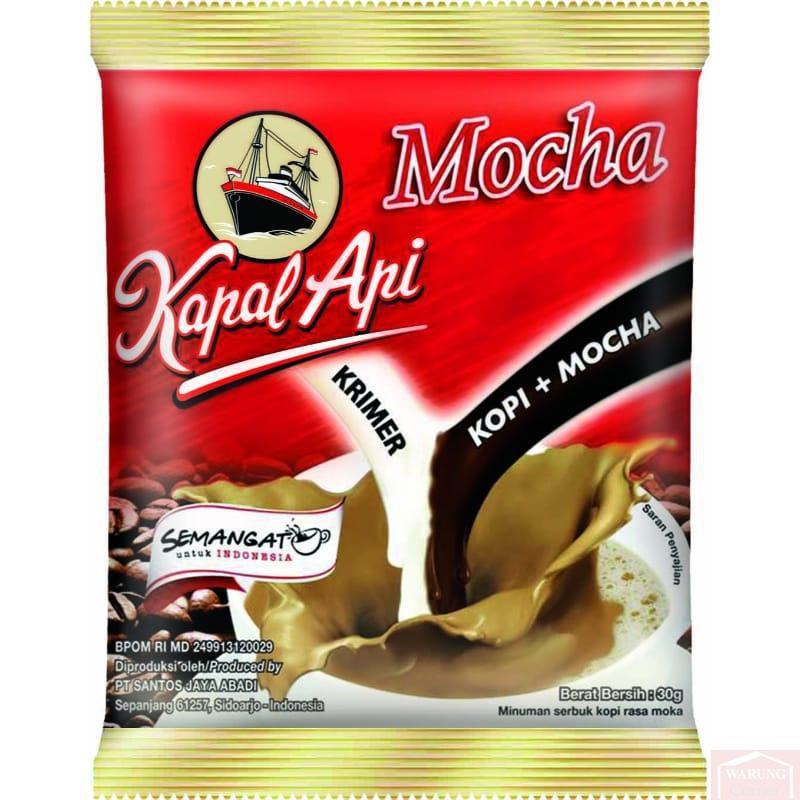 Café Kapal Api Mocha Sacs 20x30g