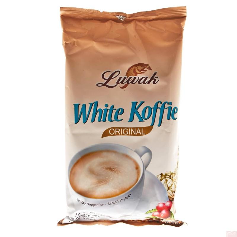 Café Blanc Luwak 10 X 20g